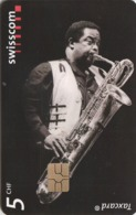 SUIZA. Jazz Classics In Switzerland: Groovy Sax. 6/01. SUI-CP-100E. (224). - Music