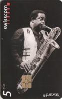 SUIZA. Jazz Classics In Switzerland: Groovy Sax. 6/01. SUI-CP-100E. (224). - Música