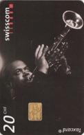 SUIZA. Jazz Classics In Switzerland: Hot Trumpet. 6/01. SUI-CP-102E. (226). - Musique
