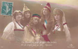 Lot De 3 Cartes 1914 - Patriotic