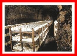 CPSM/gf (12) ROQUEFORT-sur-SOULZON.  Cave Baragnaudes, Fromages Roquefort Société...J950 - Autres Communes