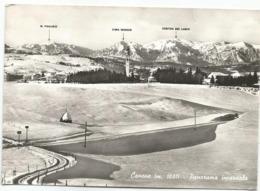 W4807 Roana (Vicenza) - Canove - Panorama Invernale / Viaggiata 1962 - Italy