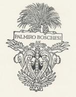 Ex Libris Fratelli Ceronetti - Ex Libris