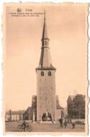 (214) Ciney   L'Eglise Primaire - Ciney
