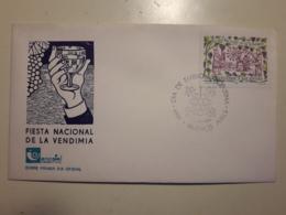 Argentina Fdc, Fête Nationale Du Millésime - Wijn & Sterke Drank