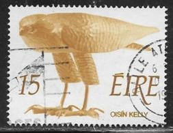 Ireland Scott # 373 Used Bird Of Prey, 1975 - Used Stamps