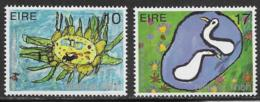Ireland Scott # 453,455 MNH Children's Drawings, 1979 - 1949-... Republic Of Ireland