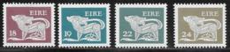 Ireland Scott # 470-3 MNH Dog, 1981 - 1949-... Republic Of Ireland