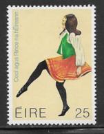 Ireland Scott # 486 MNH Irish Jig, 1980 - 1949-... Republic Of Ireland