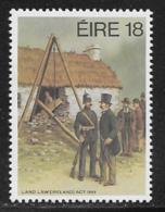 Ireland Scott # 513 MNH Land Law Act, 1981 - 1949-... Republic Of Ireland