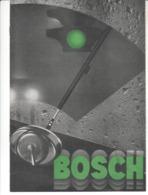 4686    REKLAME PROSPEKT   BOSCH - Trucks