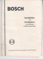 4694    REKLAME PROSPEKT   BOSCH - Trucks