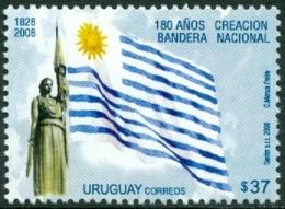 URUGUAY 2008 NATIONAL FLAG DAY** (MNH) - Uruguay