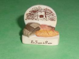 """Fèves / Autres / Divers / Alimentation / Patisserie : Le Four à Pain  """" Mat  """"  T107 - Autres"""