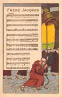 """CHROMO - LAITERIE SOLESMOISE - SOLESMES, NORD - CHANSON """"FRERE JACQUES"""" - Andere"""