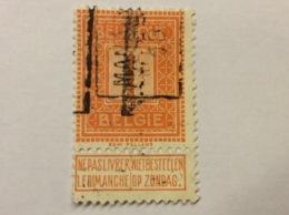 OCB Nr 108 OCVB Nr 2161A  Maeseyck 13 - Roulettes 1910-19