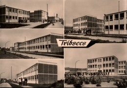 !  DDR Ansichtskarte Tribsees In Mecklenburg, Polytechnische Oberschule - Germania