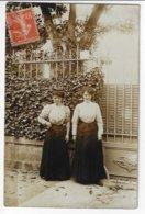 Carte-Photo - Femmes à Idéntifier - 1910  (V134) - Fotografía