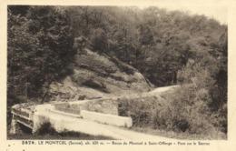 LE MONTCEL (Savoie) Alt 620m Route De Montcel à Saint Offenge Pont Sur Le Sierroz RV - Autres Communes
