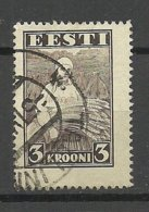 ESTLAND ESTONIA 1935 Harvesting Landarbeit Michel 108 O - Jobs