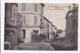 CP 79 COULONGES SUR L'Autize Carrefour Du Centre - Coulonges-sur-l'Autize