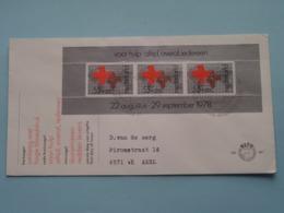 Voor Hulp : Altijd, Overal, Iedereen 22 Aug - 29 Sept 1978 ( NVPH - Nr.167 ) Anno 1978 ( Zie Foto Voor Detail ) - FDC