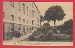 Neufvilles-lez-Soignies - Etablissement Des Soeurs De Charité - Quartier Des Pensionnaires -1e Et 2e Sect ( Voir Verso ) - Soignies