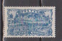 GUYANE       N° YVERT   64      NEUF SANS CHARNIERES     ( NSCH 1/04 ) - Französisch-Guayana (1886-1949)