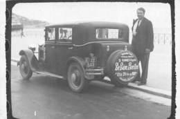 AUTOMOBILE - DE DION BOUTON - PHOTO - CARTE RECOUPEE - Passenger Cars