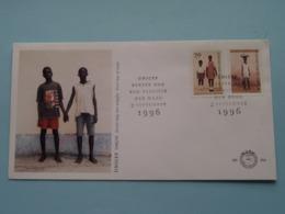 UNICEF ( NVPH - Nr. 354 ) Anno 1996 ( Zie Foto Voor Detail ) - FDC