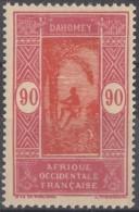 N° 90 - X X - ( C 670 ) - Dahomey (1899-1944)