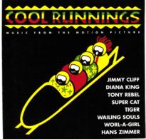 CD N°1067 - COOL RUNNINGS OU RASTA ROCKET -  COMPILATION - Filmmusik