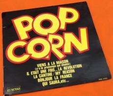 Vinyle 33 Tours  Pop Corn The Music Sweepers - Vinyl-Schallplatten