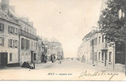 25/6    80   Ault   Grande Rue        (animations) - Ault