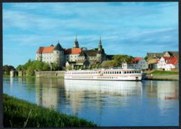C8259 - TOP MS Clara Schumann Schloß Hartenfels - Bild Und Heimat Reichenbach - Ferries