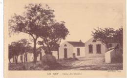 LE KEF  - CAMP DES OLIVIERS - Tunesië