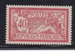 FRANCE - MERSON N°119 Neuf TB. - 1900-27 Merson