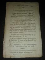 Louis CAZEEL Né à Zeggers Cappel Soldat Réserviste Au 43 RI De Lille Tué Le 29/08/14 à Hérie La Viéville - 1914-18