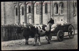 CPA  --  BLANCHISSEUSE DE NOANENT 63  CIRCULéE EN 1907  765.E* - Altri Comuni