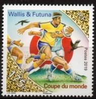 Wallis Et Futuna 2019 - Coupe Du Monde De Rugby - 1 Val Neuf // Mnh - Wallis-Et-Futuna