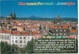 CLERMONT FERRAND - Vue - Clermont Ferrand