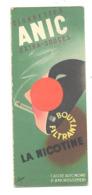 "Marque-pages Publicitaire - Cigarette "" ANIC "" Casque D'Or , Tabac, Cigare, Cigarettes, Fumeur,....(b260/2) - Marque-Pages"