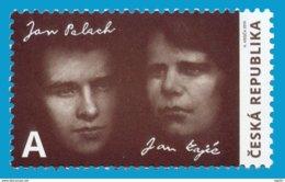 2019 : 50 Ans Des Suicides Par Le Feu En 1969 Des étudiants Jan PALACH Et Jan ZAJIC - Neufs