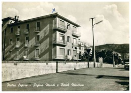 PIETRA LIGURE ALBERGO RISTORANTE HOTEL - Savona