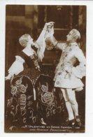Rudolph Valentino Et Doris Kenyon - Monsieur Beaucaire - Actors