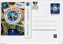 2019 : Praga Piccola Foire Des Collectionneurs Sberatel - Entiers Postaux