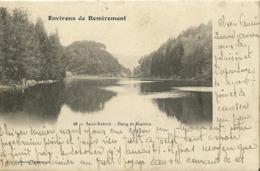 Environs De Remiremont Saint Nabord Etang De Huchere - Saint Nabord