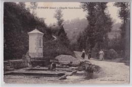 TUPIGNY (Aisne) - Chapelle Saint-Antoine - France