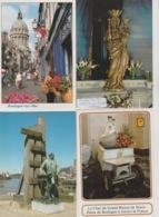 19 / 9 / 454  -  BOULOGNE - SUR-MER  ( 62 ). LOT  DE  16  C P M - Toutes Scanées - Cartes Postales
