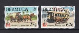 BERMUDA Yt. 702/703 MNH** 1996 - Bermuda